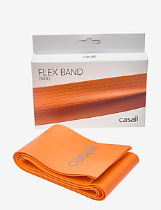 Flex band hard 1pcs - treenivarusteet - orange