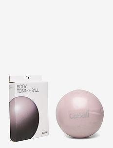 Body toning ball - utrustning - soft lilac