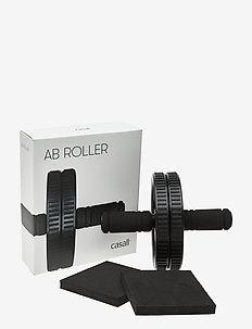AB roller - ekwipunek - black