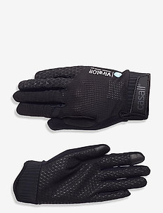 Long finger glove VIRALOFF - sprzęt treningowy - black