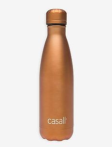 ECO Cold bottle 0,5L - vannflasker - bronze metallic