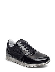 Sneakers - BLACK/BLACK PATENT 196