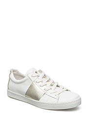 SNEAKERS - WHITE BALTIMORE/GALAXY GOLD