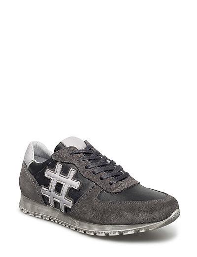 Sneakers - GREY/BLACK 190