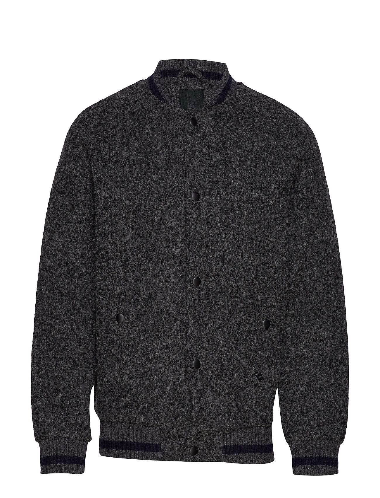 Casual Friday Outerwear - DARK GREY MELANGE