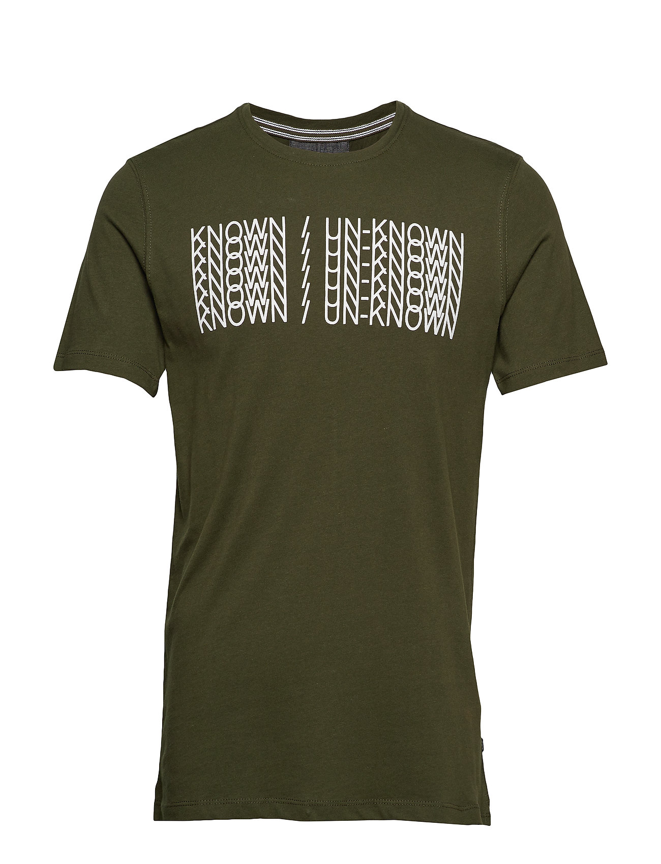 Casual Friday T-shirt - FOREST NIGHT GREEN