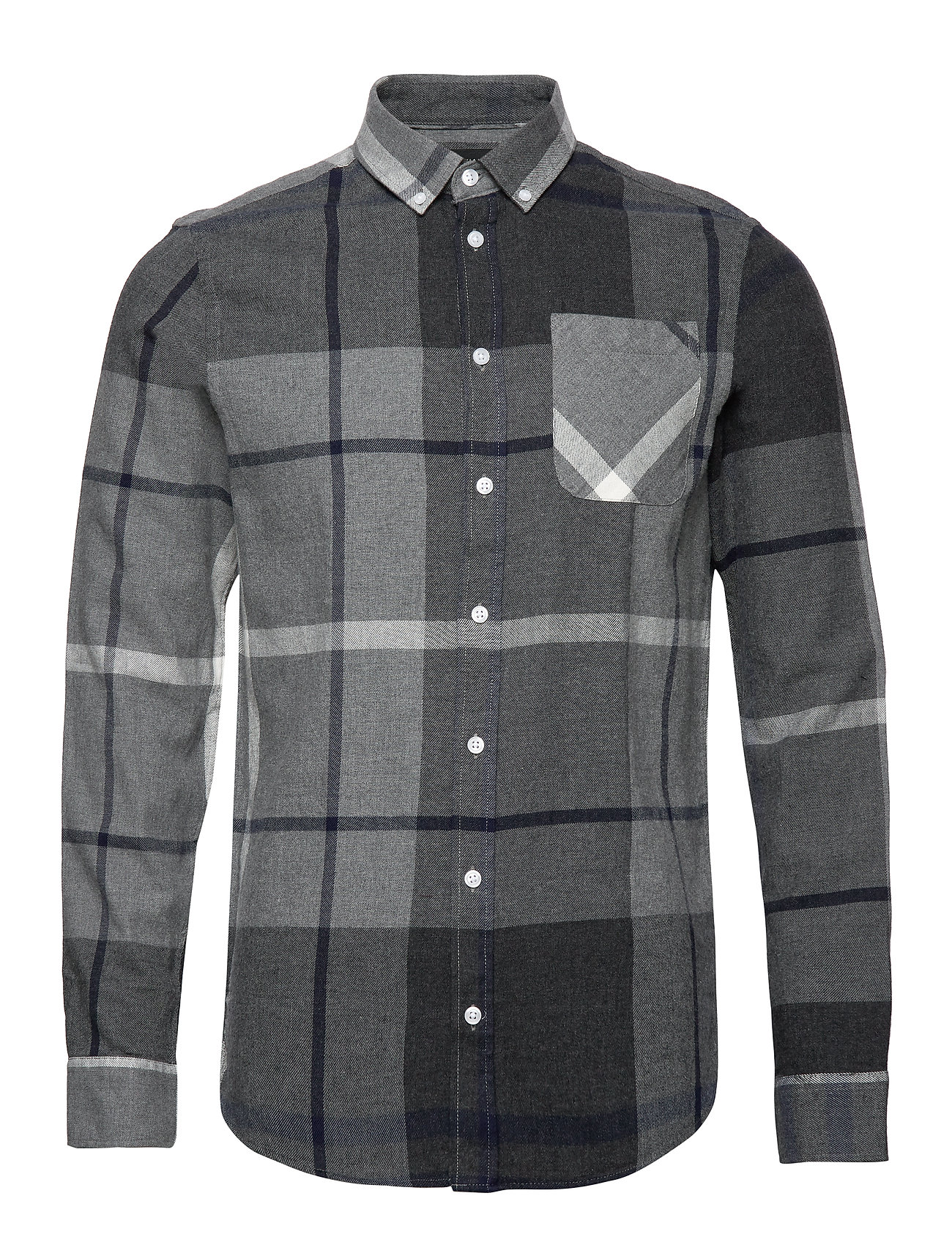 Casual Friday Shirt - PEWTER MIX