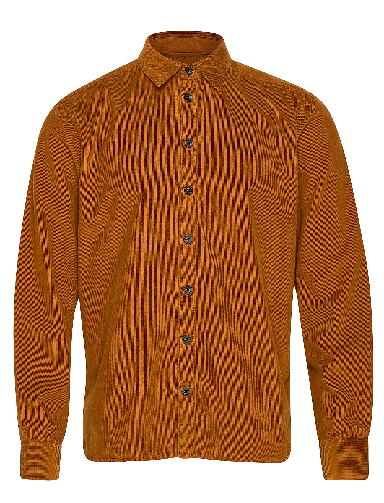 Casual Friday Shirt - CURRY SPICE