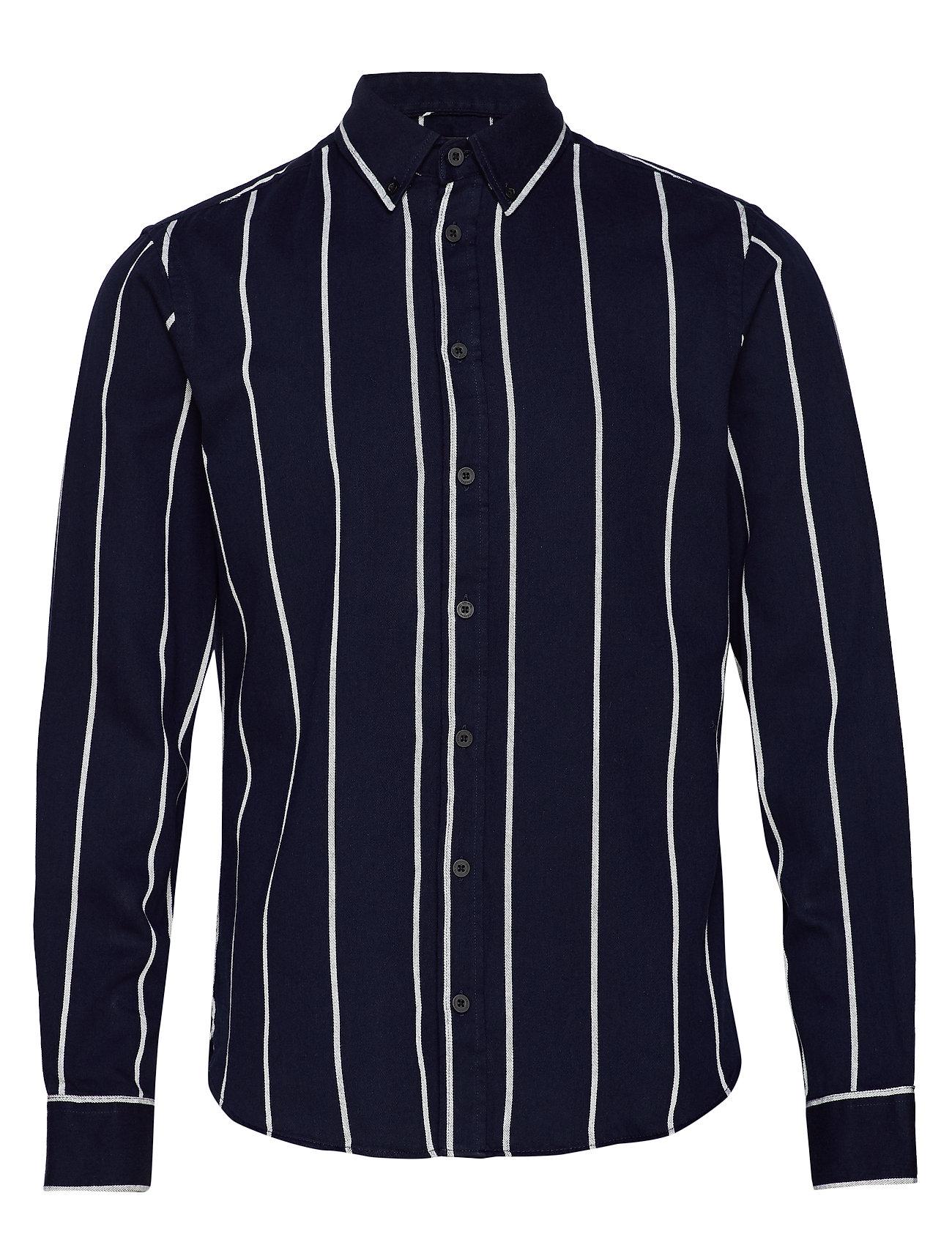Casual Friday Shirt - NIGHT NAVY