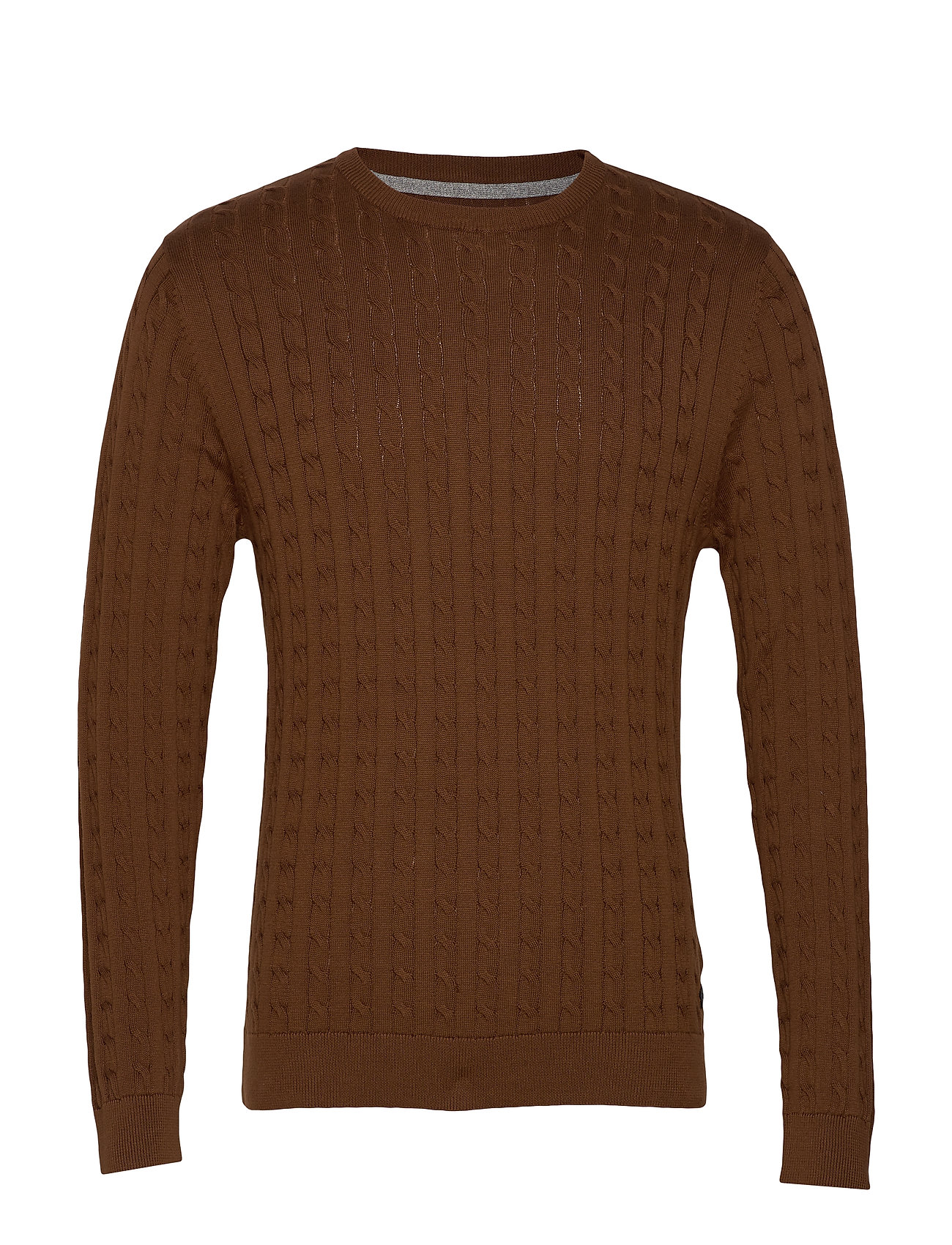 Casual Friday Pullover - WARM NOUGAT