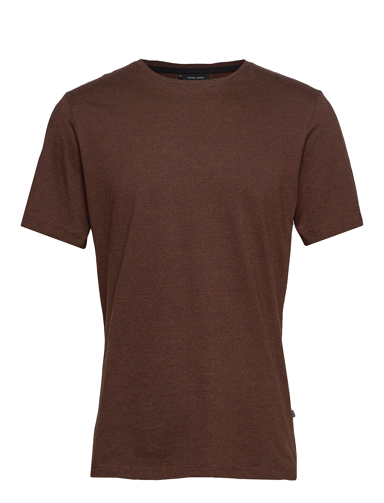 Casual Friday T shirt - WARM NOUGAT