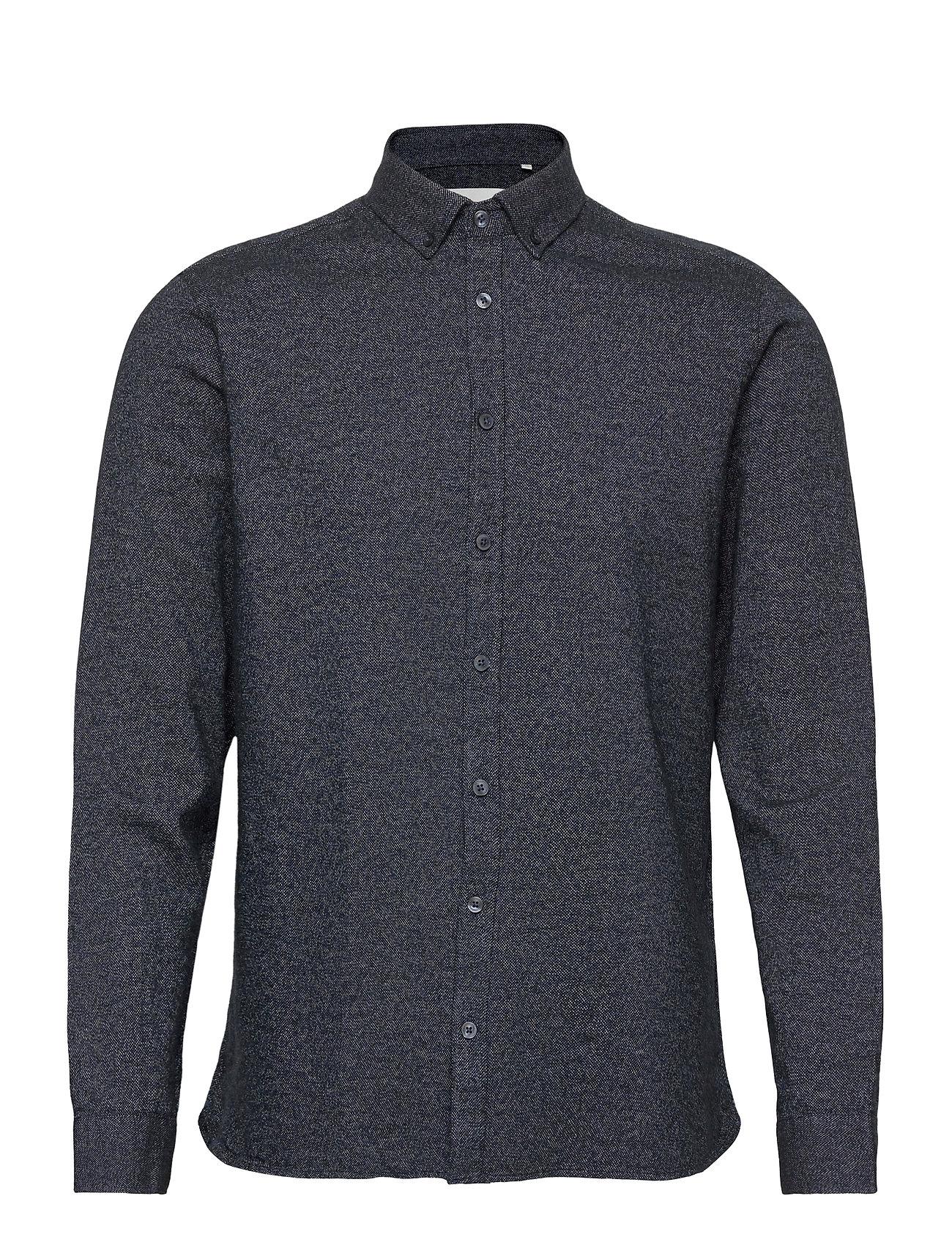 Image of Anton Bd Ls Shirt Skjorte Casual Blå Casual Friday (3445900155)