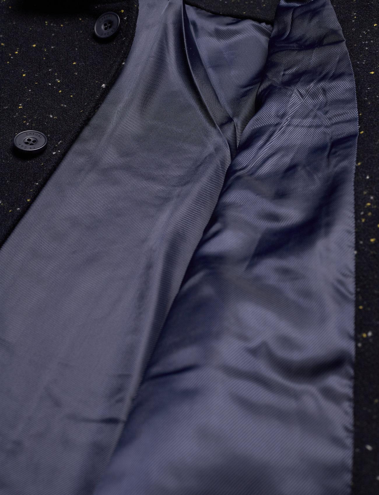 Casual Friday Jalte nepyarn jacket Nep yarn wool - Jakker og frakker NAVY BLAZER - Menn Klær