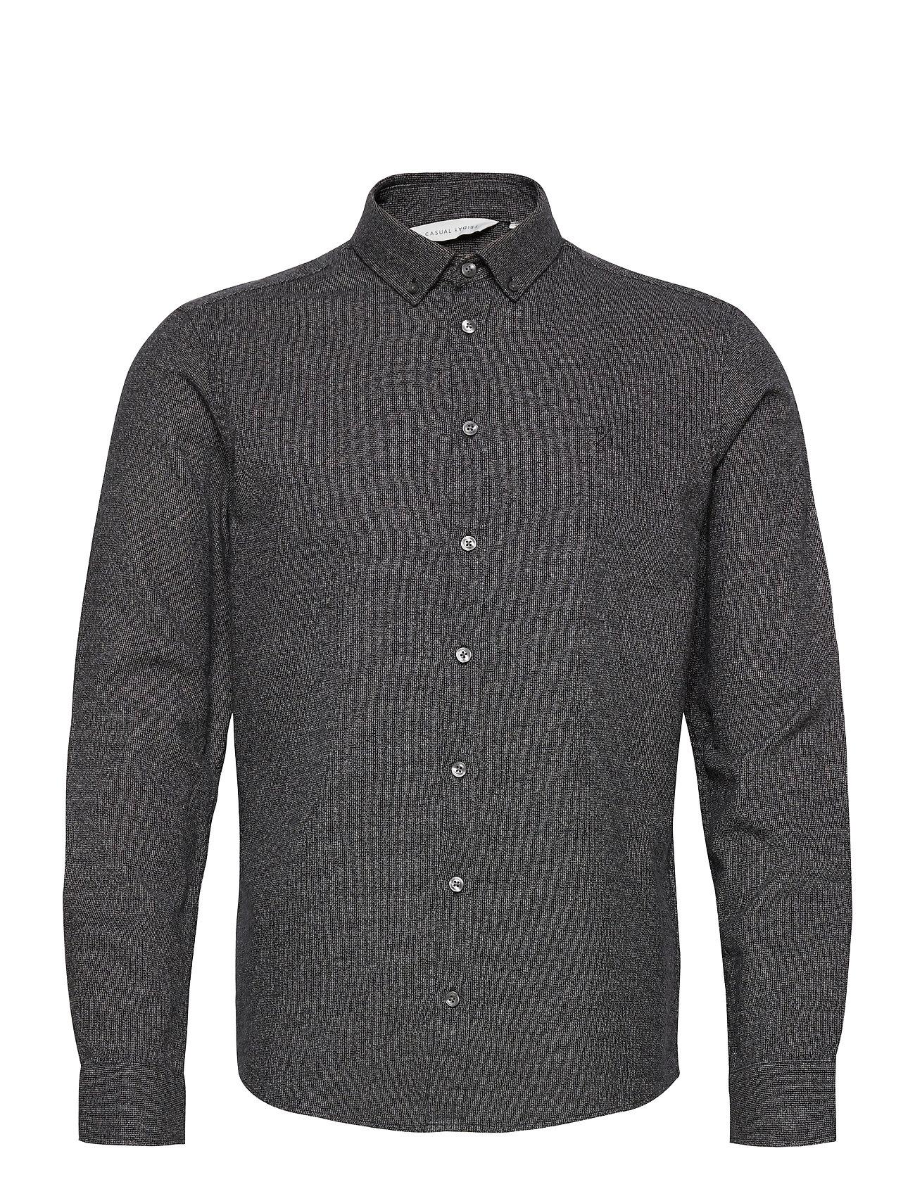 Image of Arthurbd Ls Shirt Skjorte Casual Sort Casual Friday (3459862359)