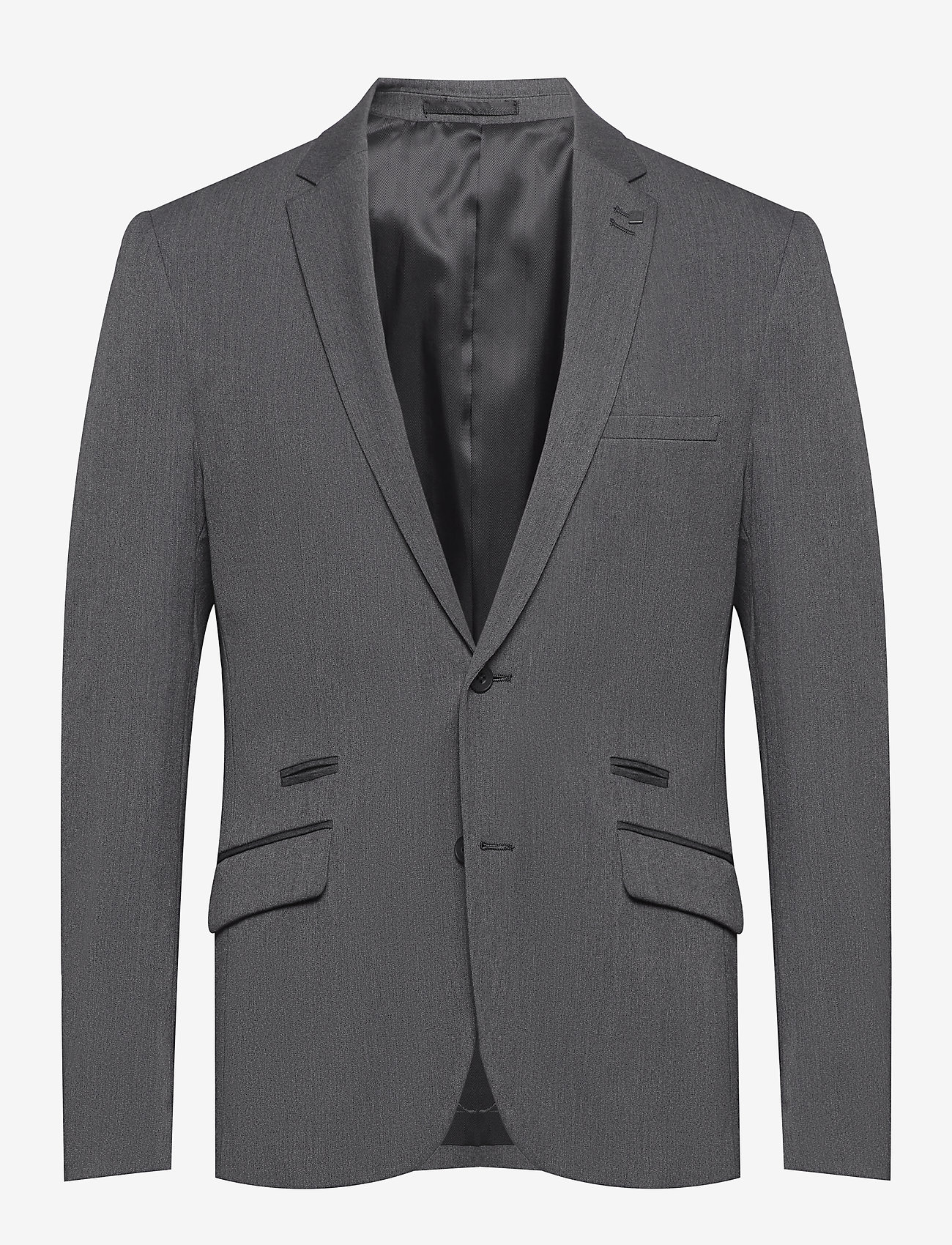 Casual Friday - Blazer - single breasted blazers - pewter mix - 0