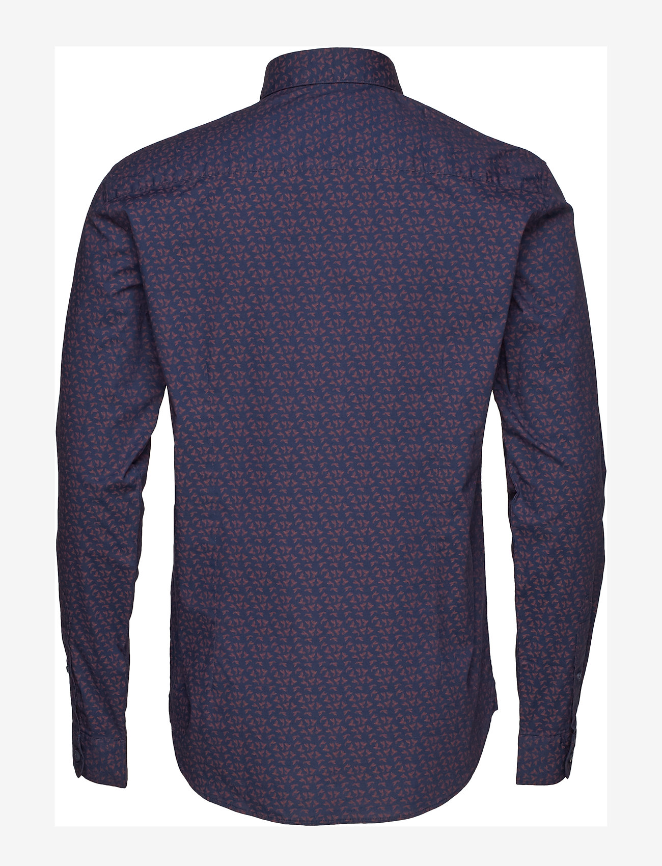 Casual Friday - Shirt Slim fit - business-paidat - night navy