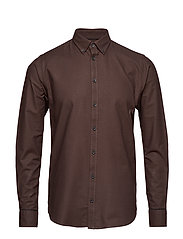 Shirt - COFFEE BROWN