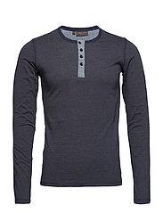 T-shirt - BLUE NAVY/GRAY