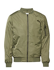 Outerwear - DUSTY OLIVE
