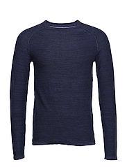 Pullover - MEDIEVAL BLUE