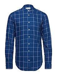 Shirt - MAZARINE BLUE