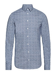 Shirt - MAZARINE BLUE