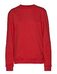 Sweatshirt - APPLE RED