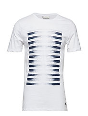 Tshirt Slim fit - BRIGHT WHITE