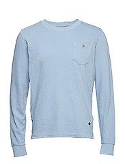 Sweatshirt - PLACID BLUE
