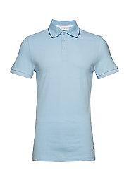 Tshirt - PLACID BLUE