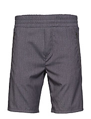 Shorts Slim fit, slim leg - PEWTER MIX