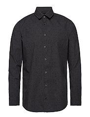 Shirt Slim fit - PEWTER MIX