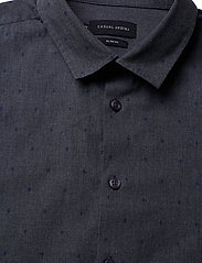 Casual Friday - Shirt Slim fit - casual-paidat - pewter mix - 2