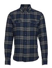 Shirt Regular fit - SPACE BLUE