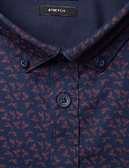 Casual Friday - Shirt Slim fit - business-paidat - night navy - 2