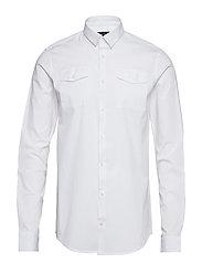 Shirt - BRIGHT WHITE