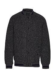 Outerwear - DARK GREY MELANGE