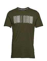 T-shirt - FOREST NIGHT GREEN
