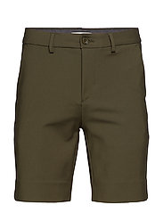 Shorts Slim fit - FOREST NIGHT GREEN