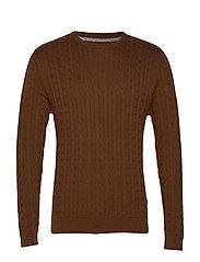 Pullover - WARM NOUGAT