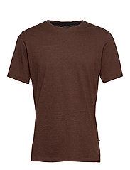 T shirt - WARM NOUGAT