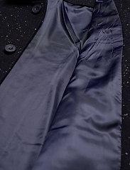 Casual Friday - Jalte nepyarn jacket Nep yarn wool - wool jackets - navy blazer - 4