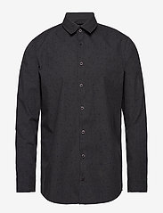 Casual Friday - Shirt Slim fit - casual-paidat - pewter mix - 0