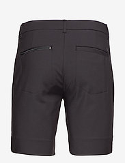 Casual Friday - Shorts Slim fit - tailored shorts - black - 1
