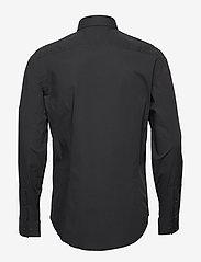 Casual Friday - Palle slim fit shirt - businesskjorter - black - 1