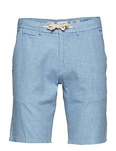 Shorts - PLACID BLUE