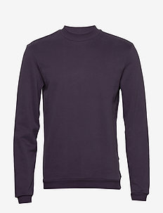 Sweatshirt - GRAPE PURPLE