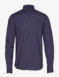 Shirt Slim fit - NIGHT NAVY