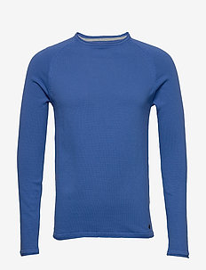 Pullover - STRONG BLUE