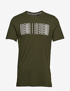 T-shirt - FOREST NIGHT GREEN